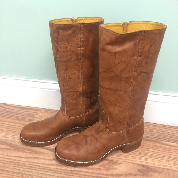 Frye Campus 14L Leather Boot (PM269)